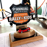 Hill Country Rally for Kids 2015